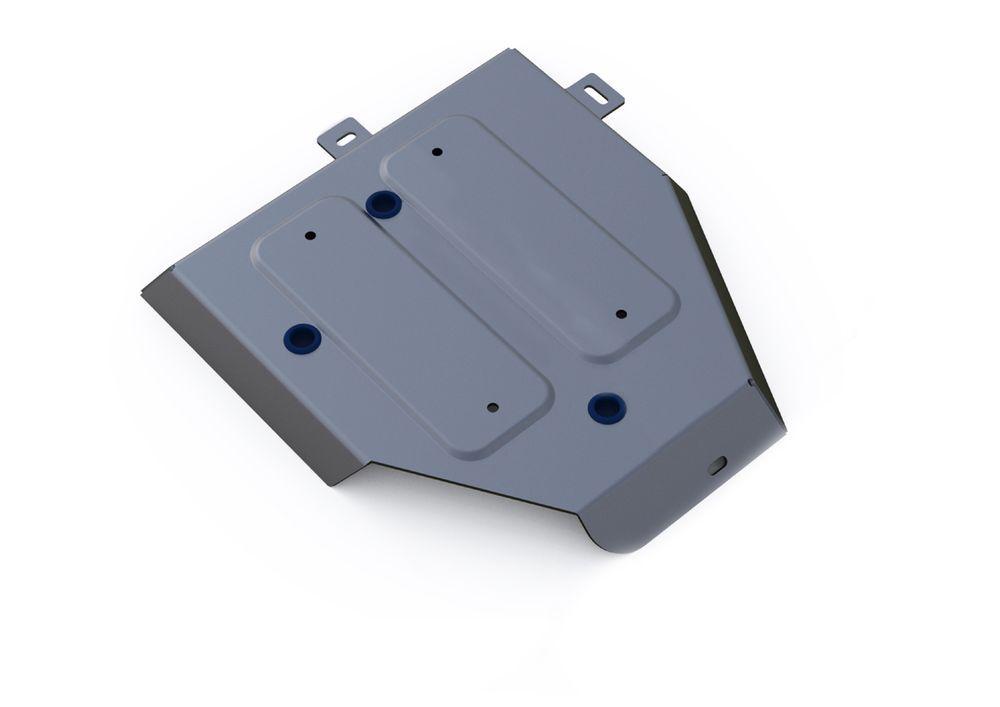 Защита топливного бака Rival, для Hyundai ix35, алюминий 4 мм333.2828.1Защита топливного бака для Hyundai ix35 , V - все 2010-2015, крепеж в комплекте, алюминий 4 мм, Rival Алюминиевые защиты картера Rival надежно защищают днище вашего автомобиля от повреждений, например при наезде на бордюры, а также выполняют эстетическую функцию при установке на высокие автомобили. - Толщина алюминиевых защит в 2 раза толще стальных, а вес при этом меньше до 30%. - Отлично отводит тепло от двигателя своей поверхностью, что спасает двигатель от перегрева в летний период или при высоких нагрузках. - В отличие от стальных, алюминиевые защиты не поддаются коррозии, что гарантирует срок службы защит более 5 лет. - Покрываются порошковой краской, что надолго сохраняет первоначальный вид новой защиты и защищает от гальванической коррозии. - Глубокий штамп дополнительно усиливает конструкцию защиты. - Подштамповка в местах крепления защищает крепеж от срезания. - Технологические отверстия там, где они необходимы для смены масла и слива воды, оборудованные заглушками, надежно закрепленными на защите. Уважаемые клиенты! Обращаем ваше внимание, на тот факт, что защита имеет форму, соответствующую модели данного автомобиля. Фото служит для визуального восприятия товара.