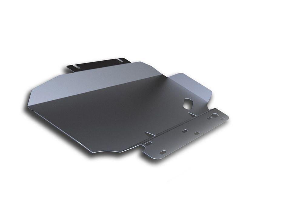 Защита картера Rival, для Nissan Navara, алюминий 4 мм333.4105.2Защита картера для Nissan Navara , V - 2,5, 3,0, 4,0 2005-2015, крепеж в комплекте, алюминий 4 мм, Rival Алюминиевые защиты картера Rival надежно защищают днище вашего автомобиля от повреждений, например при наезде на бордюры, а также выполняют эстетическую функцию при установке на высокие автомобили. - Толщина алюминиевых защит в 2 раза толще стальных, а вес при этом меньше до 30%. - Отлично отводит тепло от двигателя своей поверхностью, что спасает двигатель от перегрева в летний период или при высоких нагрузках. - В отличие от стальных, алюминиевые защиты не поддаются коррозии, что гарантирует срок службы защит более 5 лет. - Покрываются порошковой краской, что надолго сохраняет первоначальный вид новой защиты и защищает от гальванической коррозии. - Глубокий штамп дополнительно усиливает конструкцию защиты. - Подштамповка в местах крепления защищает крепеж от срезания. - Технологические отверстия там, где они необходимы для смены масла и слива воды, оборудованные заглушками, надежно закрепленными на защите. Уважаемые клиенты! Обращаем ваше внимание, на тот факт, что защита имеет форму, соответствующую модели данного автомобиля. Фото служит для визуального восприятия товара.