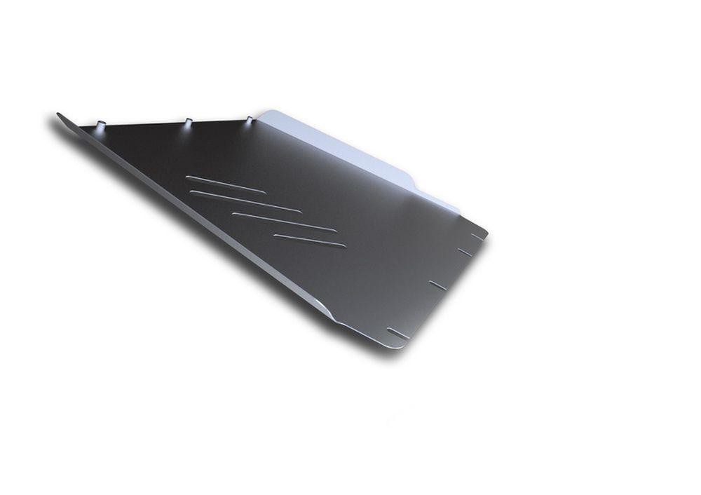 Защита КПП Rival, для Nissan Navara, алюминий 4 мм333.4106.2Защита КПП для Nissan Navara , V - 2,5, 3,0, 4,0 2005-2015, крепеж в комплекте, алюминий 4 мм, Rival Алюминиевые защиты картера Rival надежно защищают днище вашего автомобиля от повреждений, например при наезде на бордюры, а также выполняют эстетическую функцию при установке на высокие автомобили. - Толщина алюминиевых защит в 2 раза толще стальных, а вес при этом меньше до 30%. - Отлично отводит тепло от двигателя своей поверхностью, что спасает двигатель от перегрева в летний период или при высоких нагрузках. - В отличие от стальных, алюминиевые защиты не поддаются коррозии, что гарантирует срок службы защит более 5 лет. - Покрываются порошковой краской, что надолго сохраняет первоначальный вид новой защиты и защищает от гальванической коррозии. - Глубокий штамп дополнительно усиливает конструкцию защиты. - Подштамповка в местах крепления защищает крепеж от срезания. - Технологические отверстия там, где они необходимы для смены масла и слива воды, оборудованные заглушками, надежно закрепленными на защите. Уважаемые клиенты! Обращаем ваше внимание, на тот факт, что защита имеет форму, соответствующую модели данного автомобиля. Фото служит для визуального восприятия товара.