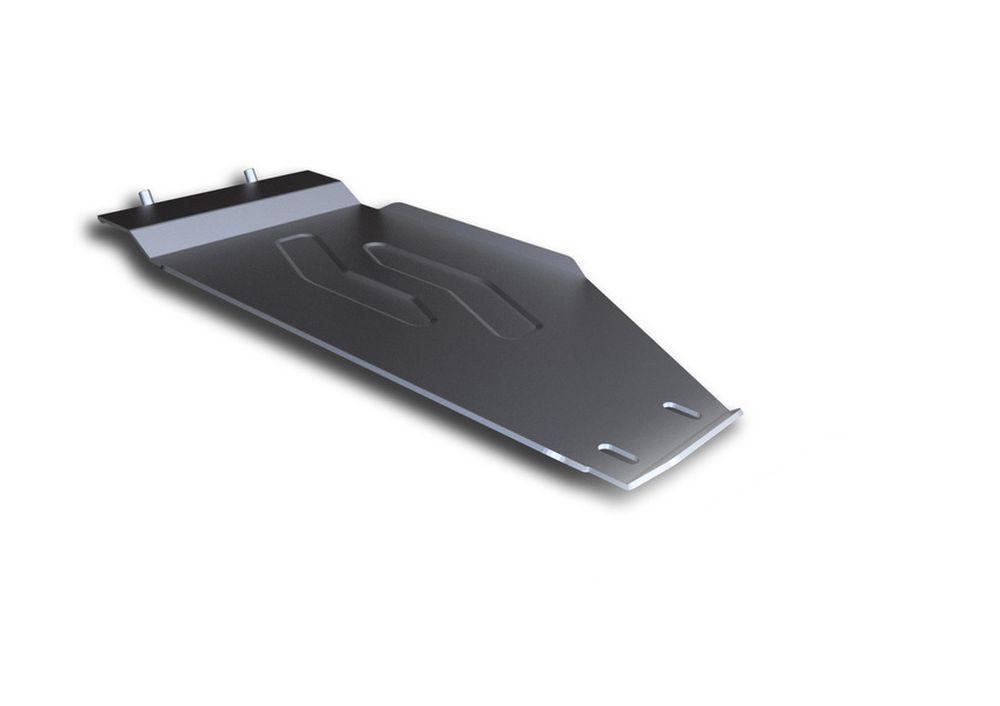 Защита КПП Rival, для Subaru Legacy, алюминий 4 мм333.5412.1Защита КПП для Subaru Legacy - CVT, V-2,0i, 2,5i, 2,5i Sport (только вместе с BIG) 2010-2017, крепеж в комплекте, алюминий 4 мм, Rival Алюминиевые защиты картера Rival надежно защищают днище вашего автомобиля от повреждений, например при наезде на бордюры, а также выполняют эстетическую функцию при установке на высокие автомобили. - Толщина алюминиевых защит в 2 раза толще стальных, а вес при этом меньше до 30%. - Отлично отводит тепло от двигателя своей поверхностью, что спасает двигатель от перегрева в летний период или при высоких нагрузках. - В отличие от стальных, алюминиевые защиты не поддаются коррозии, что гарантирует срок службы защит более 5 лет. - Покрываются порошковой краской, что надолго сохраняет первоначальный вид новой защиты и защищает от гальванической коррозии. - Глубокий штамп дополнительно усиливает конструкцию защиты. - Подштамповка в местах крепления защищает крепеж от срезания. - Технологические отверстия там, где они необходимы для смены масла и слива воды, оборудованные заглушками, надежно закрепленными на защите. Уважаемые клиенты! Обращаем ваше внимание, на тот факт, что защита имеет форму, соответствующую модели данного автомобиля. Фото служит для визуального восприятия товара.