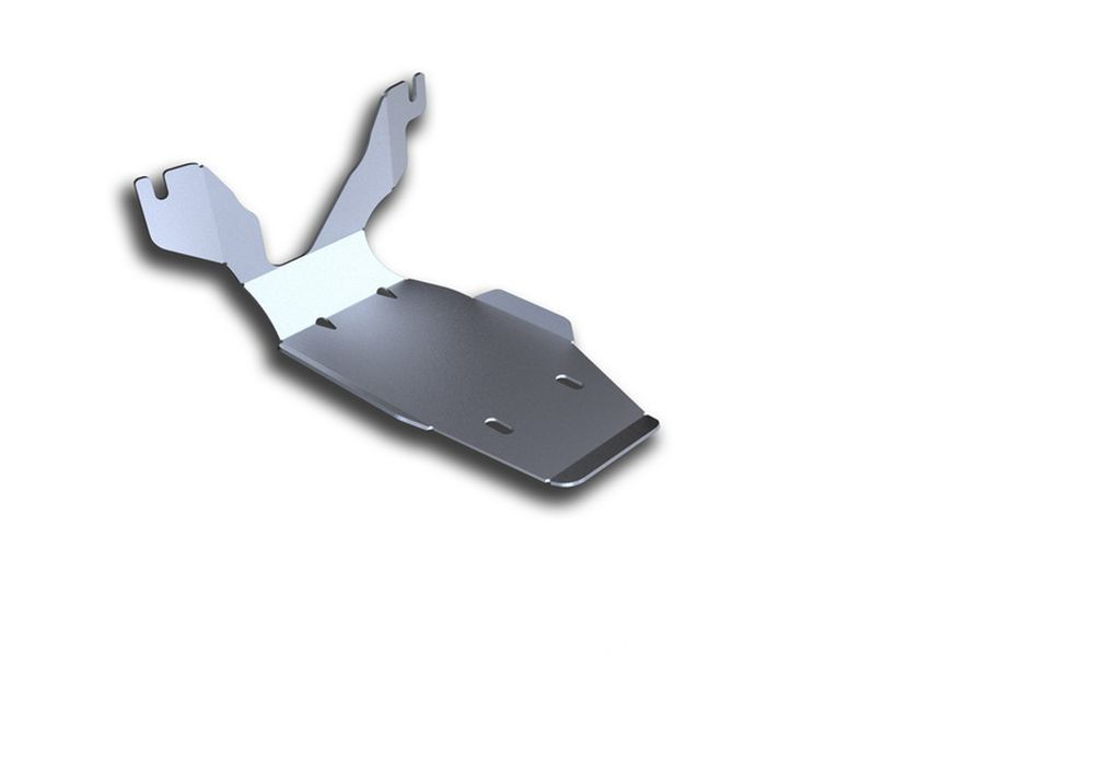 Защита редуктора Rival, для Subaru Legacy, алюминий 4 мм333.5428.1Защита редуктора для Subaru Legacy , V-все 2010-2018, крепеж в комплекте, алюминий 4 мм, Rival Алюминиевые защиты картера Rival надежно защищают днище вашего автомобиля от повреждений, например при наезде на бордюры, а также выполняют эстетическую функцию при установке на высокие автомобили. - Толщина алюминиевых защит в 2 раза толще стальных, а вес при этом меньше до 30%. - Отлично отводит тепло от двигателя своей поверхностью, что спасает двигатель от перегрева в летний период или при высоких нагрузках. - В отличие от стальных, алюминиевые защиты не поддаются коррозии, что гарантирует срок службы защит более 5 лет. - Покрываются порошковой краской, что надолго сохраняет первоначальный вид новой защиты и защищает от гальванической коррозии. - Глубокий штамп дополнительно усиливает конструкцию защиты. - Подштамповка в местах крепления защищает крепеж от срезания. - Технологические отверстия там, где они необходимы для смены масла и слива воды, оборудованные заглушками, надежно закрепленными на защите. Уважаемые клиенты! Обращаем ваше внимание, на тот факт, что защита имеет форму, соответствующую модели данного автомобиля. Фото служит для визуального восприятия товара.