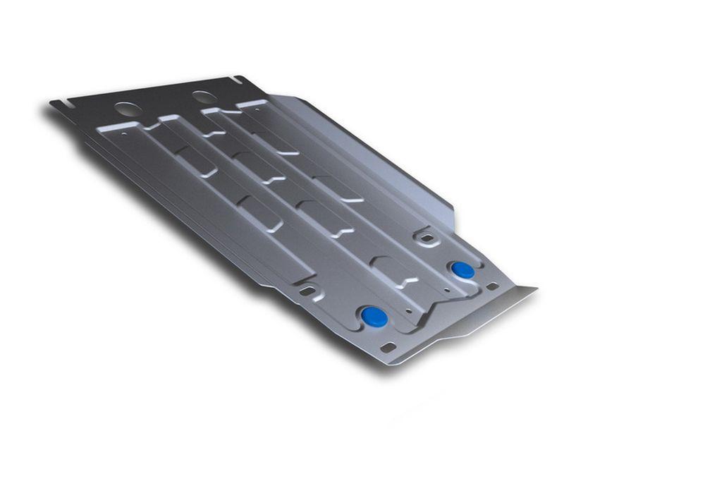 Защита КПП Rival, для Lexus LX 570, алюминий 4 мм333.5715.3Защита КПП для Lexus LX 570 , V - 5,7 2008-2015, крепеж в комплекте, алюминий 4 мм, Rival Алюминиевые защиты картера Rival надежно защищают днище вашего автомобиля от повреждений, например при наезде на бордюры, а также выполняют эстетическую функцию при установке на высокие автомобили. - Толщина алюминиевых защит в 2 раза толще стальных, а вес при этом меньше до 30%. - Отлично отводит тепло от двигателя своей поверхностью, что спасает двигатель от перегрева в летний период или при высоких нагрузках. - В отличие от стальных, алюминиевые защиты не поддаются коррозии, что гарантирует срок службы защит более 5 лет. - Покрываются порошковой краской, что надолго сохраняет первоначальный вид новой защиты и защищает от гальванической коррозии. - Глубокий штамп дополнительно усиливает конструкцию защиты. - Подштамповка в местах крепления защищает крепеж от срезания. - Технологические отверстия там, где они необходимы для смены масла и слива воды, оборудованные заглушками, надежно закрепленными на защите. Уважаемые клиенты! Обращаем ваше внимание, на тот факт, что защита имеет форму, соответствующую модели данного автомобиля. Фото служит для визуального восприятия товара.