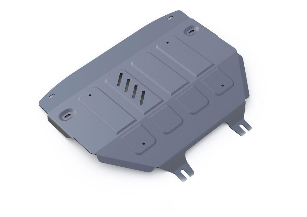 Защита картера и КПП Rival, для Mini Cooper, алюминий 4 мм333.8204.1Защита картера и КПП для Mini Cooper S Countryman, V-1,6i 2010-, крепеж в комплекте, алюминий 4 мм, Rival Алюминиевые защиты картера Rival надежно защищают днище вашего автомобиля от повреждений, например при наезде на бордюры, а также выполняют эстетическую функцию при установке на высокие автомобили. - Толщина алюминиевых защит в 2 раза толще стальных, а вес при этом меньше до 30%. - Отлично отводит тепло от двигателя своей поверхностью, что спасает двигатель от перегрева в летний период или при высоких нагрузках. - В отличие от стальных, алюминиевые защиты не поддаются коррозии, что гарантирует срок службы защит более 5 лет. - Покрываются порошковой краской, что надолго сохраняет первоначальный вид новой защиты и защищает от гальванической коррозии. - Глубокий штамп дополнительно усиливает конструкцию защиты. - Подштамповка в местах крепления защищает крепеж от срезания. - Технологические отверстия там, где они необходимы для смены масла и слива воды, оборудованные заглушками, надежно закрепленными на защите. Уважаемые клиенты! Обращаем ваше внимание, на тот факт, что защита имеет форму, соответствующую модели данного автомобиля. Фото служит для визуального восприятия товара.