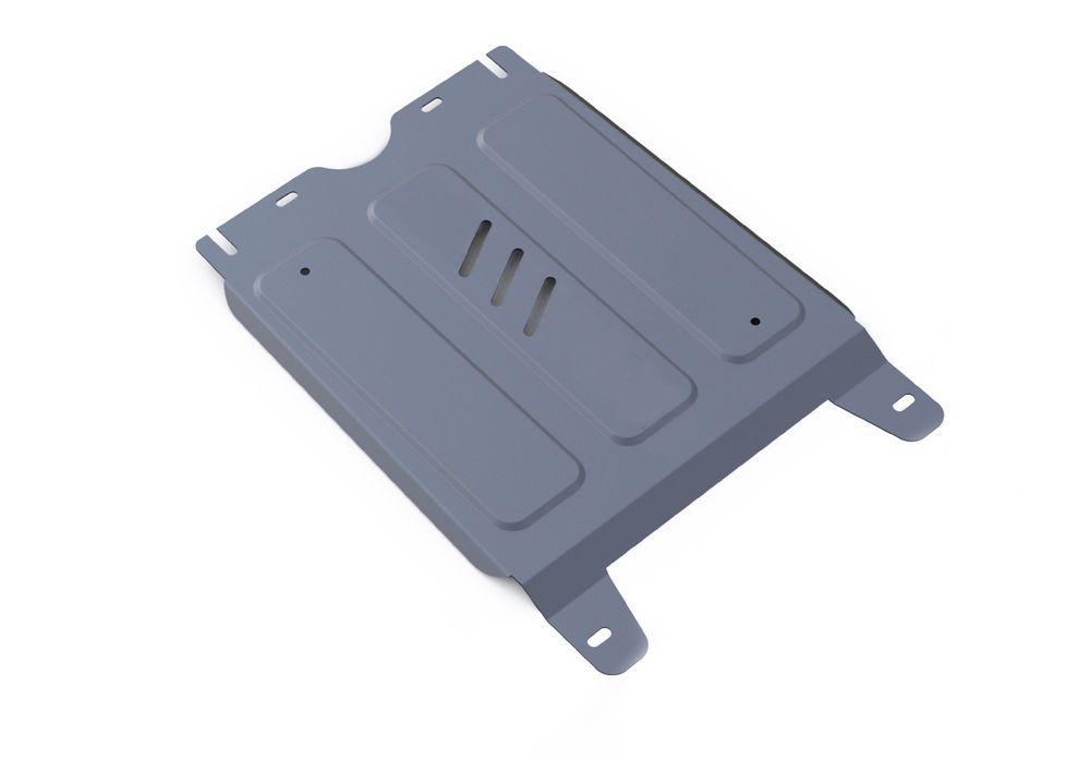 Защита КПП Rival, для Toyota Hilux, алюминий 4 мм333.9503.1Защита КПП для Toyota Hilux 4WD, V - 2,4; 2,8 2015-, крепеж в комплекте, алюминий 4 мм, Rival Алюминиевые защиты картера Rival надежно защищают днище вашего автомобиля от повреждений, например при наезде на бордюры, а также выполняют эстетическую функцию при установке на высокие автомобили. - Толщина алюминиевых защит в 2 раза толще стальных, а вес при этом меньше до 30%. - Отлично отводит тепло от двигателя своей поверхностью, что спасает двигатель от перегрева в летний период или при высоких нагрузках. - В отличие от стальных, алюминиевые защиты не поддаются коррозии, что гарантирует срок службы защит более 5 лет. - Покрываются порошковой краской, что надолго сохраняет первоначальный вид новой защиты и защищает от гальванической коррозии. - Глубокий штамп дополнительно усиливает конструкцию защиты. - Подштамповка в местах крепления защищает крепеж от срезания. - Технологические отверстия там, где они необходимы для смены масла и слива воды, оборудованные заглушками, надежно закрепленными на защите. Уважаемые клиенты! Обращаем ваше внимание, на тот факт, что защита имеет форму, соответствующую модели данного автомобиля. Фото служит для визуального восприятия товара.