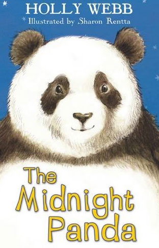 The Midnight Panda a stroke of midnight