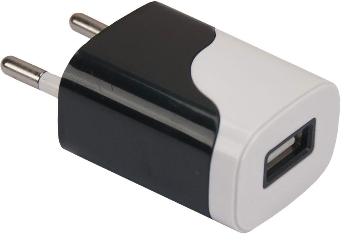 Continent ZN10-194, Black зарядное устройствоZN10-194BK/OEMКомпактное устройство Continent ZN10-194 для зарядки от сети позволяет быстро и качественно зарядить абсолютно любой цифровой гаджет, будь то планшет или обычный телефон. Стандартный USB разъем унифицирует аксессуар и дает возможность его использования с цифровыми устройствами любого типа, достаточно лишь подобрать нужный USB кабель.