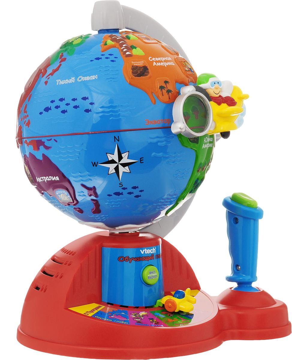 Vtech Развивающая игрушка Обучающий глобус корректор осанки l xl f 4609