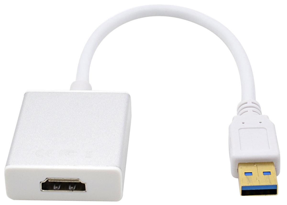Greenconnect GL-U32HD2 адаптер USB 3.0-HDMIGL-U32HD2Конвертер Greenconnect GL-U32HD2 позволяет подключить телевизор, монитор или проектор с интерфейсом HDMI с помощью обыкновенного USB порта. Теперь любой компьютер или ноутбук можно оборудовать дополнительным дисплеем, что особенно важно при отсутствии или неисправности стандартного HDMI разъема у компьютера. Преобразователь Greenconnect GL-U32HD2 поддерживает передачу видеосигнала с разрешением 2К 2048х1152, а значит картинка на экране будет высокой четкости и превосходного качества. Конвертер Greenconnect GL-U32HD2 работает со всеми современными операционными системами. Для обеспечения работы конвертератребуется установка драйвера устройства. CD-диск с необходимым программным обеспечением входит в комплект.