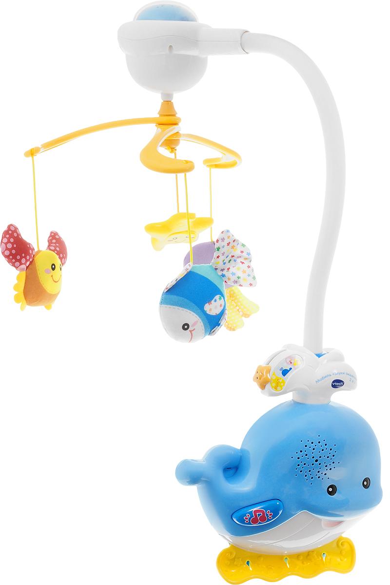 Vtech Музыкальный мобиль Звуки океана 2 в 1 - Игрушки для малышей