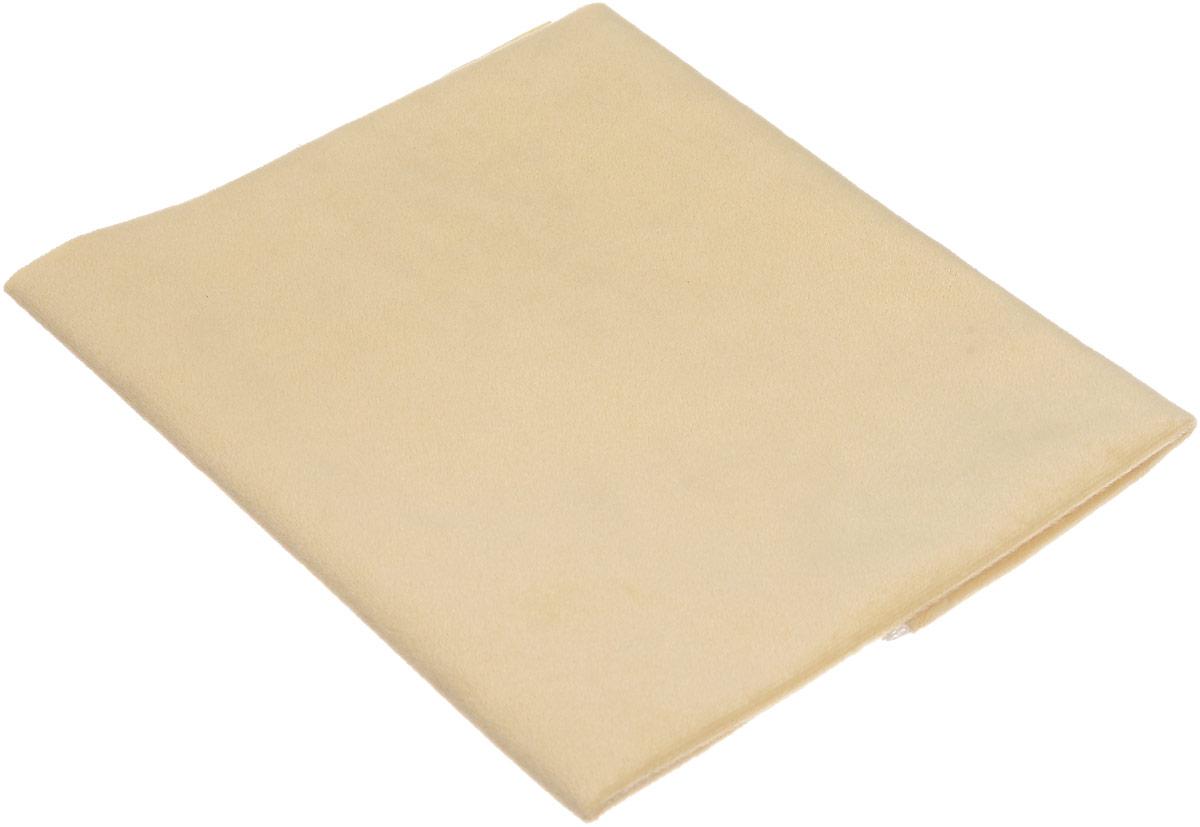 Плюш Бэстекс, цвет: песочный, 50 х 50 см488638_24210 песочныйМягкий плюш на трикотажной основе Бэстекс, изготовленный из 100% полиэстера, широко применяется в рукоделии. Его используют для оформления внутренних поверхностей шкатулок, изготовления кукольной обуви и одежды, при шитье мягких игрушек и изготовлении украшений, сумок. Плюш - это мягкий, пушистый, нежный материал, имеет короткий ворс, по внешнему виду напоминает искусственный мех. Плюш удобен в работе, имеет хорошие теплоизоляционные свойства, долго не теряет форму и цвет.