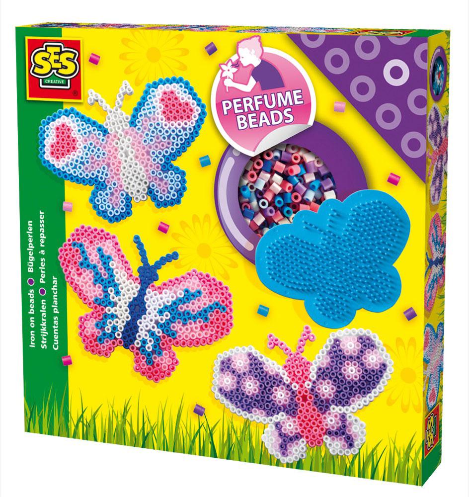 SES Creative Набор термомозаики Бабочки screen ses косметики mediderma