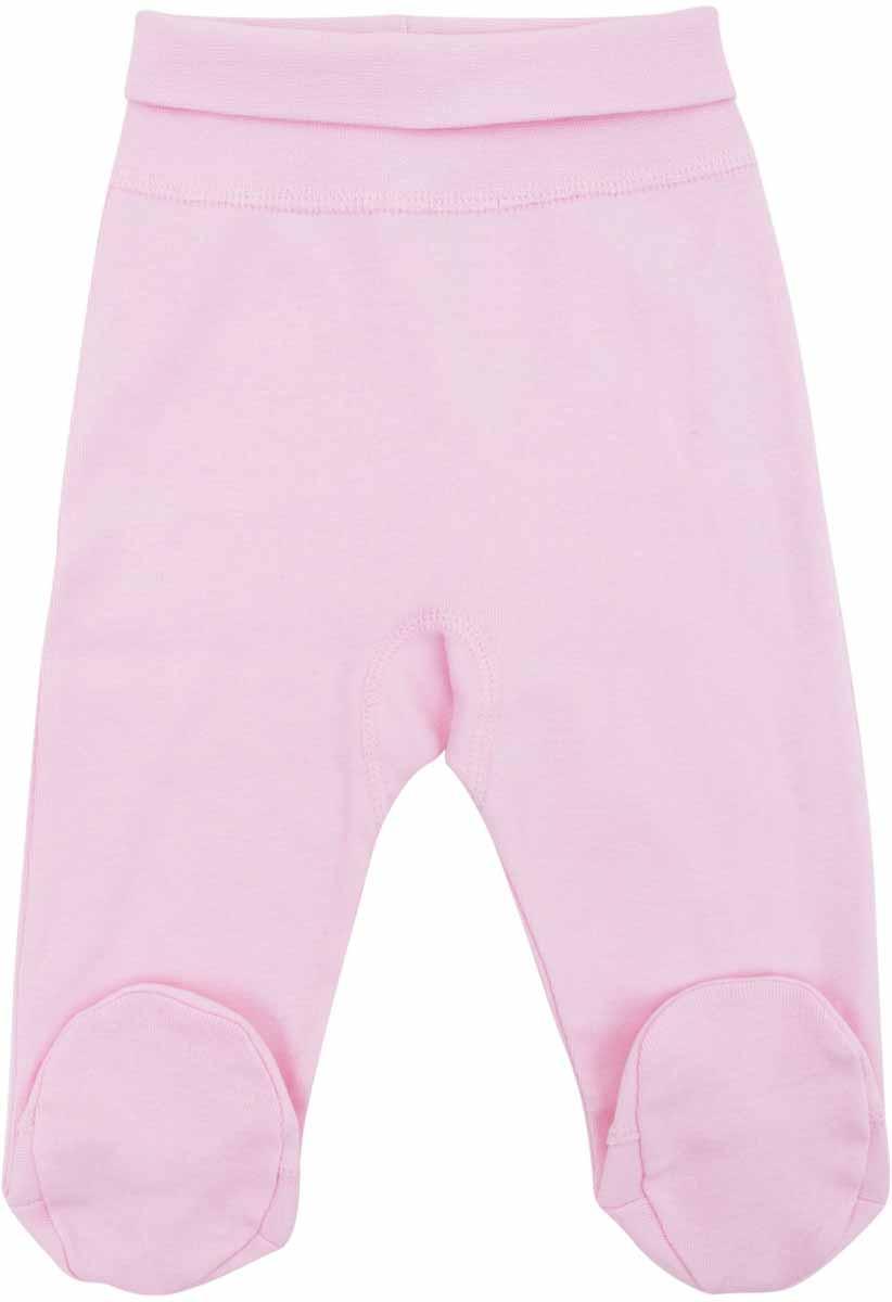 Ползунки для девочек Axiome De Mode, цвет: розовый. 16-8003. Размер 56, 1мес16-8003