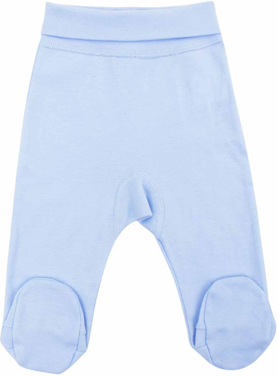 Ползунки для мальчиков Axiome De Mode, цвет: голубой. 16-8003. Размер 56, 1мес16-8003