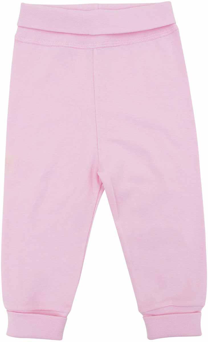 Штанишки для девочек Axiome De Mode, цвет: розовый. 16-8106. Размер 68, 6мес16-8106