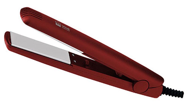 Home Element HE-HB412, Bordeaux выпрямитель для волосHE-HB412Щипцы для выпрямления волос Home Element HE-HB412 с керамическим покрытием пластин, в корпусе из термостойкого пластика. Плоский нагревательный элемент обеспечивает равномерный нагрев пластин.Керамика - экологически чистый природный материал, быстро и равномерно прогревается, не выделяет вредных веществ, обеспечивает бережное отношение к волосам. Ежедневная укладка щипцами с керамическим покрытием пластин не повреждает и не сушит волосы, способствует их здоровому росту и натуральному блеску.
