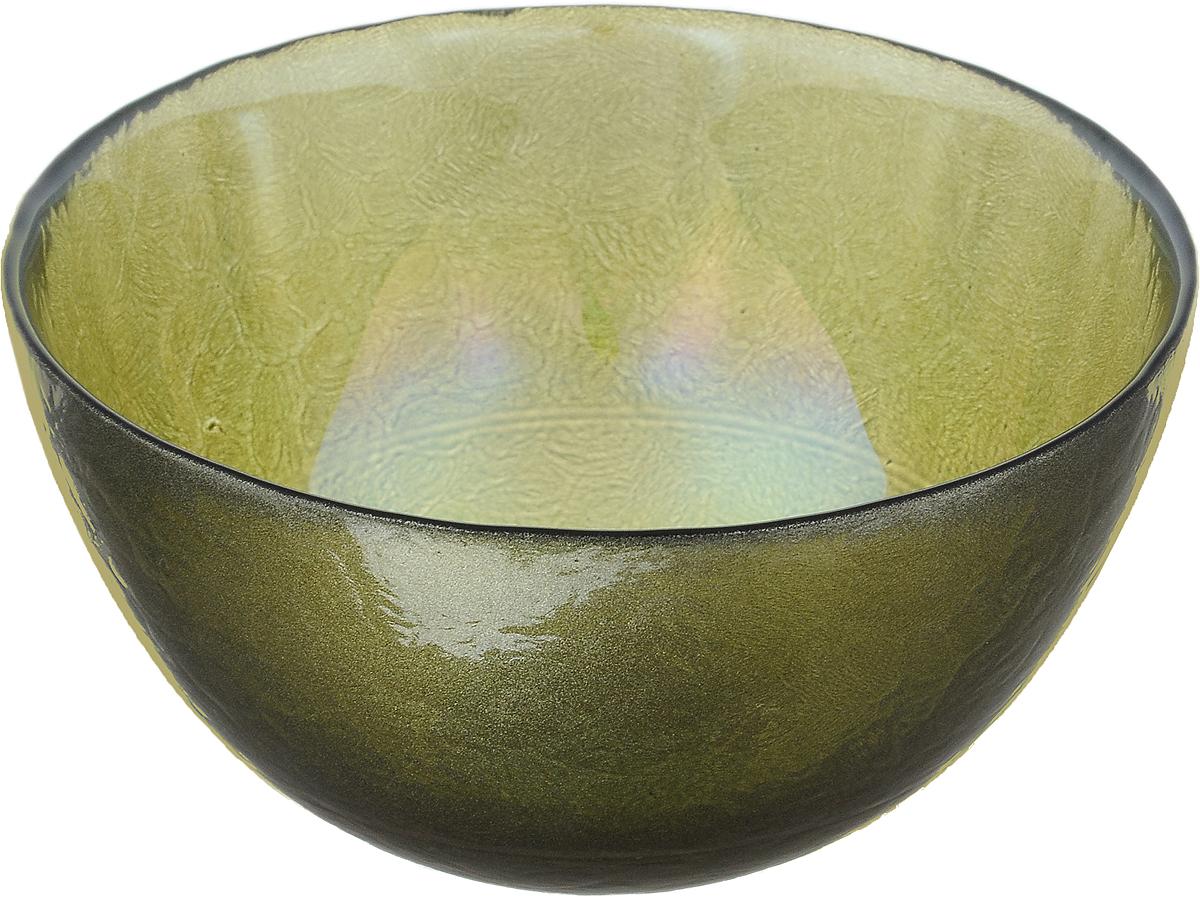 Салатник NiNaGlass Богемия, диаметр 14,5 см83-058-Ф145Салатник NiNaGlass Богемия выполнен из высококачественного стекла. Он прекрасно подойдет для подачи различных блюд: закусок, салатов или фруктов. Изделие отлично впишется в интерьер вашей кухни и станет достойным дополнением к кухонному инвентарю. Не рекомендуется использовать в микроволновой печи и мыть в посудомоечной машине.