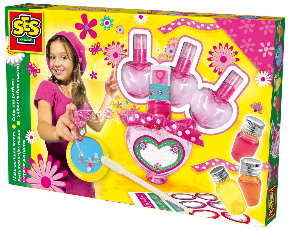 SES Creative Набор для экспериментов Юный парфюмер