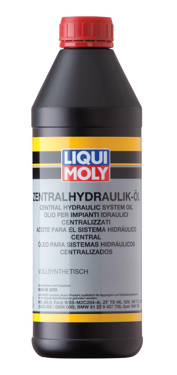 Жидкость гидравлическая Liqui Moly Zentralhydraulik-Oil, синтетическая, 1 л3978В жидкости Zentralhydraulik-Oil используются только синтетические базовые масла, отличающиеся высокой стабильностью и отличными низкотемпературными свойствами. Жидкость содержит современный пакет присадок, обеспечивающий надежную защиту от износа даже при длительных интервалах замены. Жидкость обеспечивает превосходные вязкостные характеристики в широчайшем диапазоне эксплуатационных температур, гарантирует надежную защиту от коррозии и износа. Позволяет обеспечить высокую надежность эксплуатации усилителей рулевого управления и гидравлических систем автомобиля в широчайшем диапазоне температур и нагрузок.