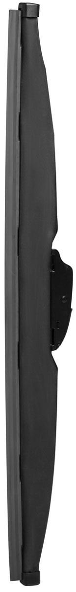 Щетка стеклоочистителя Airline, зимняя, 38 см, 1 штAWB-W-380Зимняя щетка Airline, хотя и может использоваться круглый год, идеальна для работы зимой. Щетка выполнена из искусственной резины, произведенной по эксклюзивной anti-age технологии с использованием озона. Вся используемая резина имеет графитовое покрытие, что обеспечивает низкое трение и бесшумную работу.