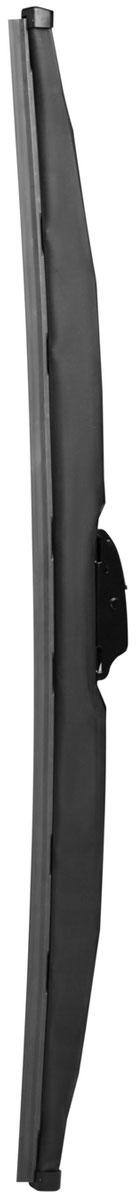 Щетка стеклоочистителя Airline, зимняя, 43 см, 1 штAWB-W-430Зимняя щетка Airline, хотя и может использоваться круглый год, идеальна для работы зимой. Щетка выполнена из искусственной резины, произведенной по эксклюзивной anti-age технологии с использованием озона. Вся используемая резина имеет графитовое покрытие, что обеспечивает низкое трение и бесшумную работу.