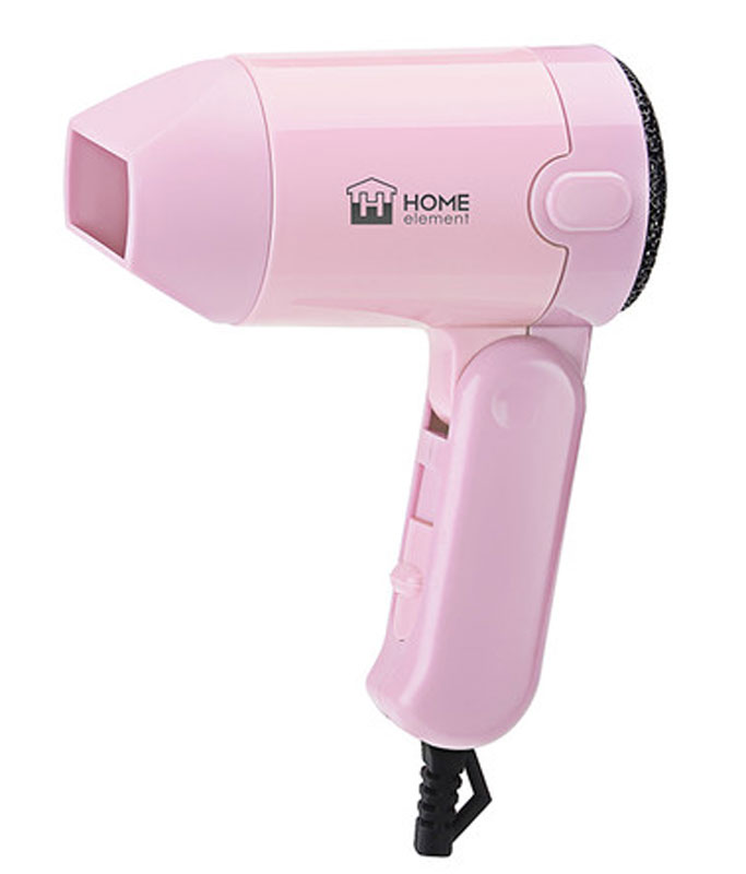 Home Element HE-HD313, Pink фен фен home element he hd313 сиреневый турмалин