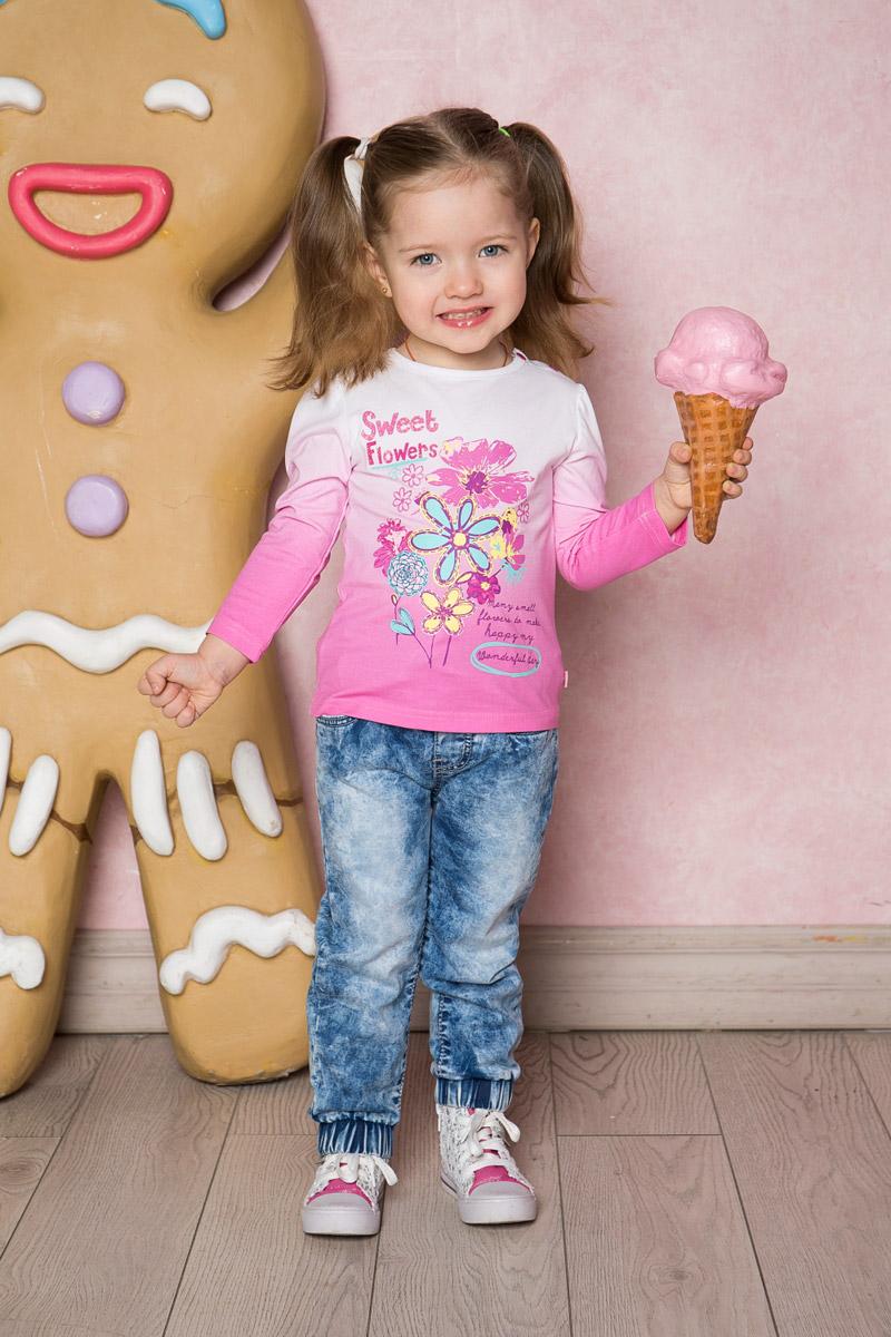 Джинсы для девочки Sweet Berry Baby, цвет: синий. 712003. Размер 98 джинсы для девочки sweet berry цвет синий 205275 размер 80