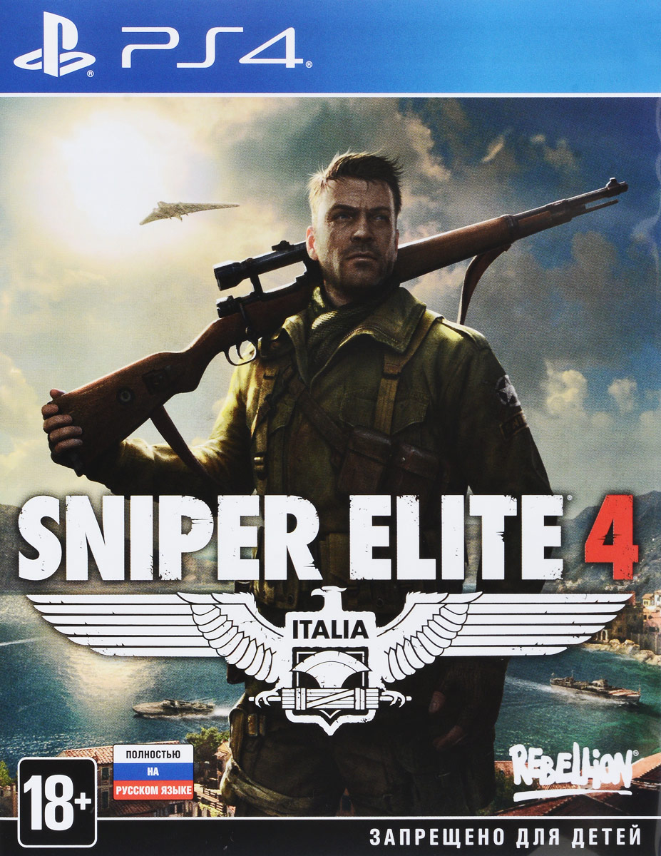 Sniper Elite 4 (PS4) slinx 1106 5mm neoprene men scuba diving suit fleece lining warm wetsuit snorkeling kite surfing spearfishing swimwear page 1
