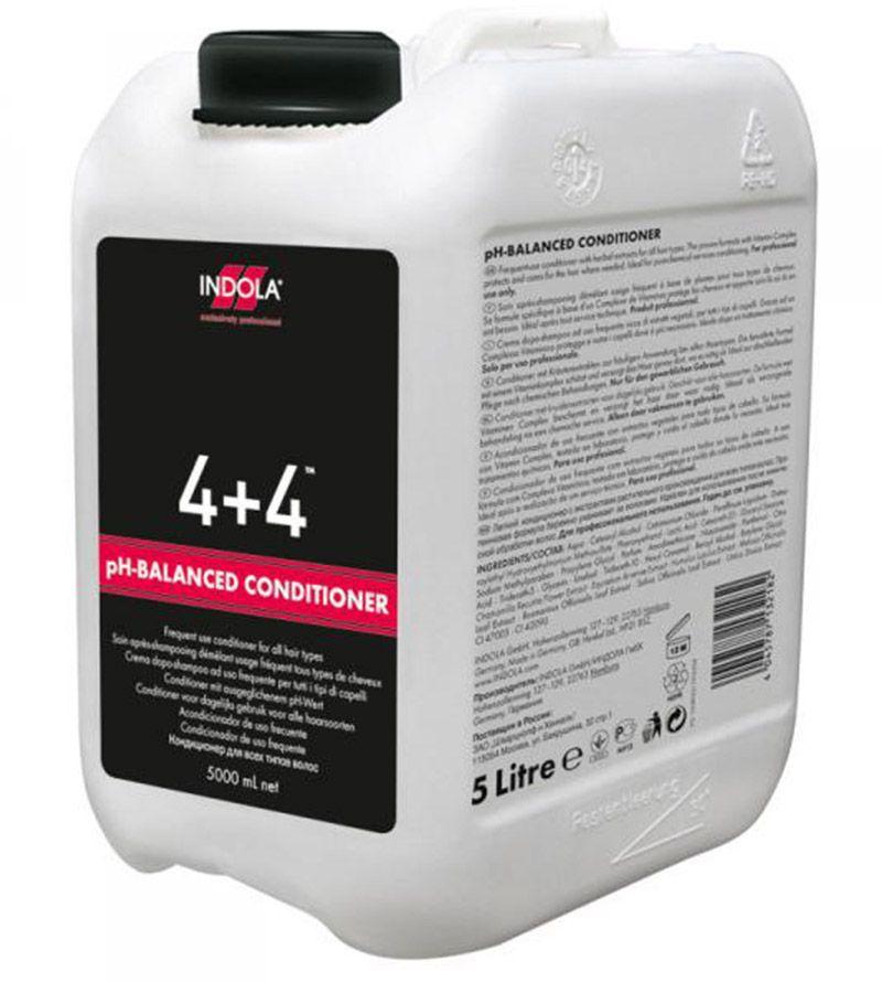 Indola Кондиционер для всех типов волос 4+4 5000 мл кондиционер indola repair 1500 мл indola