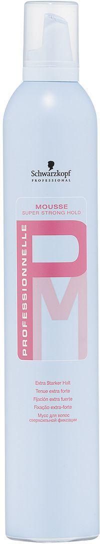 Professionnelle Мусс для укладки 500 мл веллафлекс мусс для волос отзывы