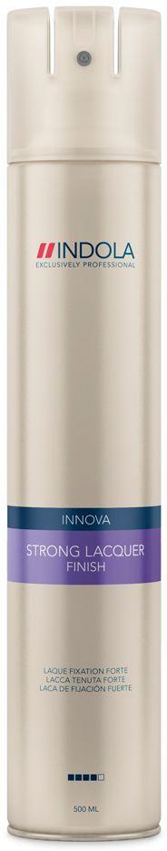 Indola Finish Лак для волос сильной фиксации 500 мл1979461Содержит фильмформеры и систему микрораспыления, обеспечивающие сильную фиксацию. Быстро сохнет и легко счесывается, не оставляя белого налета.