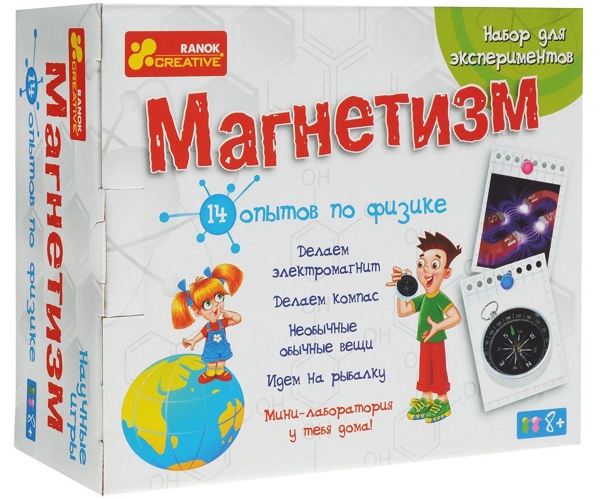 Ranok Набор для экспериментов Научные игры Магнетизм