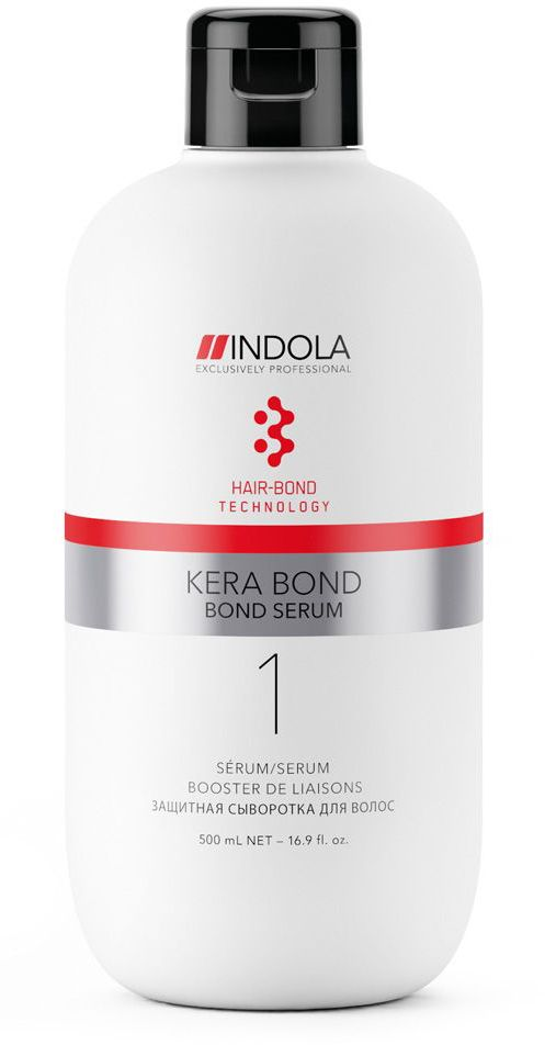 Indola Защитная сыворотка Kera Bond 500 мл мыло kera sys где