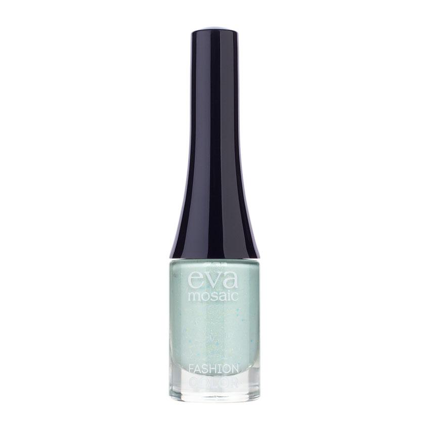 Eva Mosaic Лак для ногтей Fashion Color, 6 мл, 331829708Стойкие лаки для ногтей в экономичной упаковке небольшого объема - лак не успеет надоесть или загустеть! Огромный спектр оттенков - от сдержанной классики до самых смелых современных тенденций. - легко наносятся и быстро сохнут - обладают высокой стойкостью и зеркальным блеском - эргономичная плоская кисть для быстрого, аккуратного и точного нанесения.