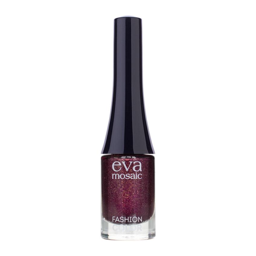 Eva Mosaic Лак для ногтей Fashion Color, 6 мл, 325829716Стойкие лаки для ногтей в экономичной упаковке небольшого объема - лак не успеет надоесть или загустеть! Огромный спектр оттенков - от сдержанной классики до самых смелых современных тенденций. - легко наносятся и быстро сохнут - обладают высокой стойкостью и зеркальным блеском - эргономичная плоская кисть для быстрого, аккуратного и точного нанесения.