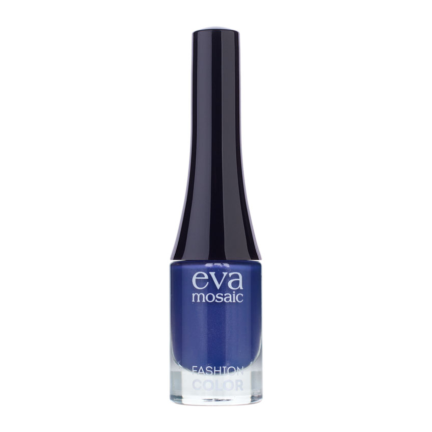 Eva Mosaic Лак для ногтей Fashion Color, 6 мл, 344830015Стойкие лаки для ногтей в экономичной упаковке небольшого объема - лак не успеет надоесть или загустеть! Огромный спектр оттенков - от сдержанной классики до самых смелых современных тенденций. - легко наносятся и быстро сохнут - обладают высокой стойкостью и зеркальным блеском - эргономичная плоская кисть для быстрого, аккуратного и точного нанесения.