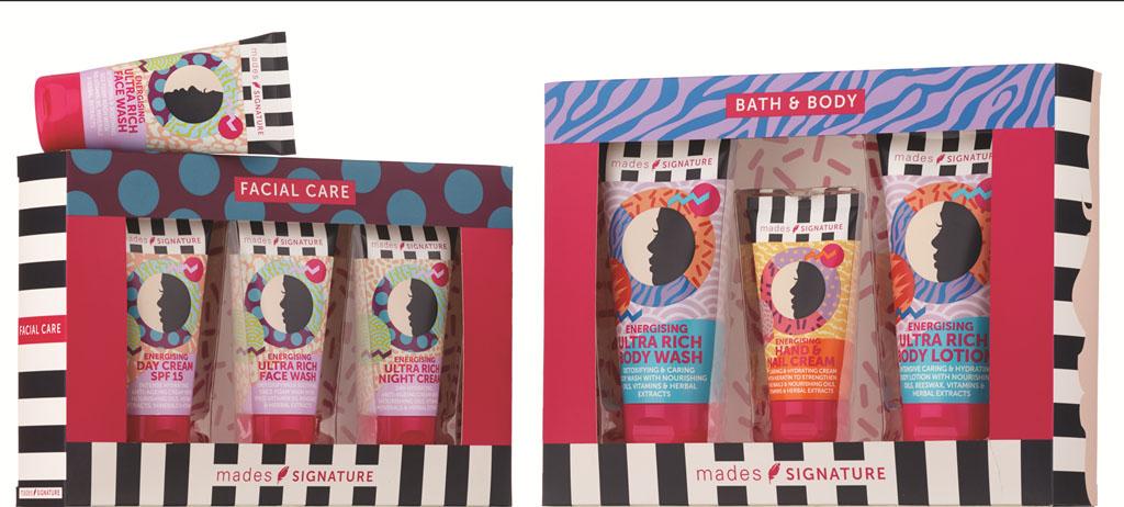Mades cosmetics Набор продуктов для лица (Крем дневной 50 мл + Пенка для умывания 50 мл + Крем ночной 50 мл) турбослим турбослим крем для лица туба 50 мл