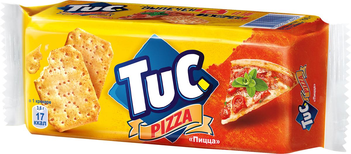 Tuc Крекер со вкусом пиццы, 100 г книги контэнт магия цветов арт терапия для творческих натур