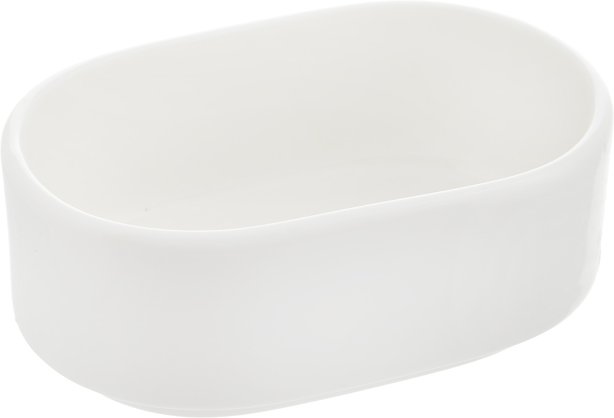 """Сахарница Ariane """"Прайм"""" выполнена из высококачественного фарфора с глазурованным покрытием. Изделие имеет элегантную форму и может использоваться в качестве креманки. Десерт, поданный в такой посуде, будет ещё более сладким. Сахарница Ariane """"Rectangle"""" станет отличным дополнением к сервировке семейного стола и замечательным подарком для ваших родных и друзей.Можно мыть в посудомоечной машине и использовать в микроволновой печи.Размеры сахарницы: 9 х 5 х 3 см."""