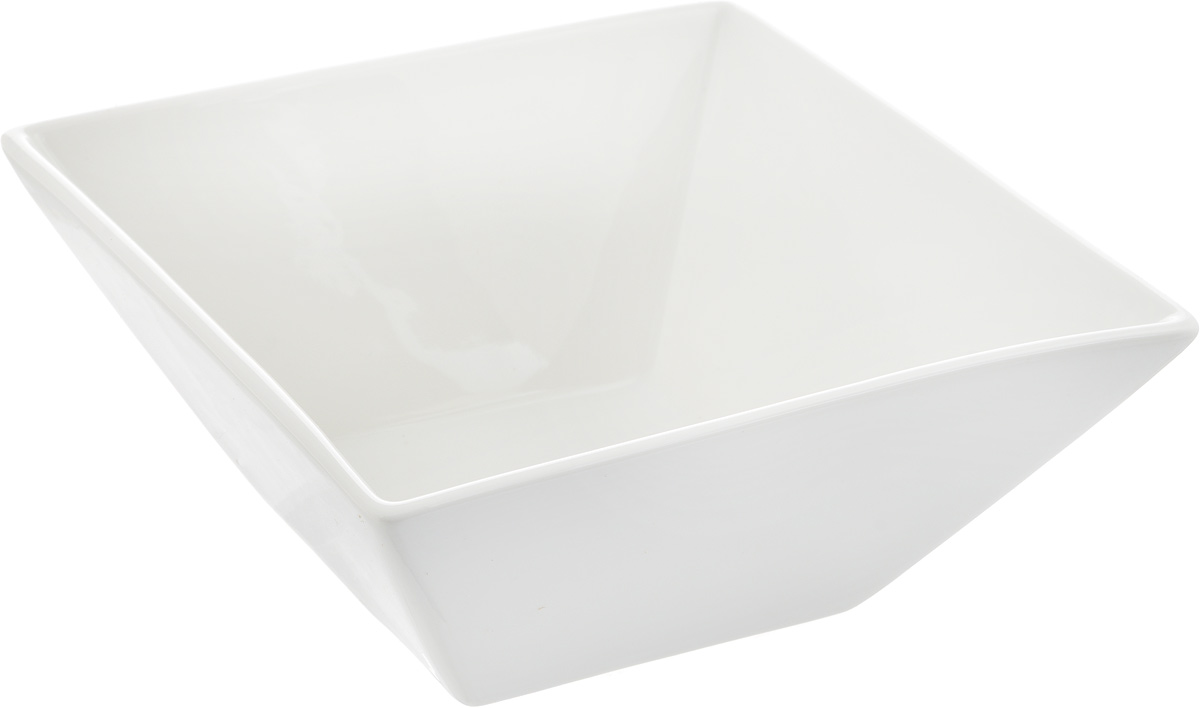 Салатник Ariane Джульет, 650 млAJSARN22015Салатник Ariane Джульет, изготовленный из высококачественного фарфора с глазурованным покрытием, прекрасно подойдет для подачи различных блюд: закусок, салатов или фруктов. Такой салатник украсит ваш праздничный или обеденный стол.Можно мыть в посудомоечной машине и использовать в микроволновой печи.Размер салатника (по верхнему краю): 15 х 15 см.Высота стенки: 6,5 см.Объем салатника: 650 мл.