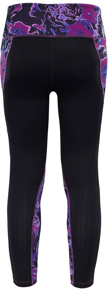 Тайтсы женские The North Face изготовлены из качественной смесовой ткани. Тайтсы дополнены широкой эластичной резинкой на поясе и оригинальным принтом.