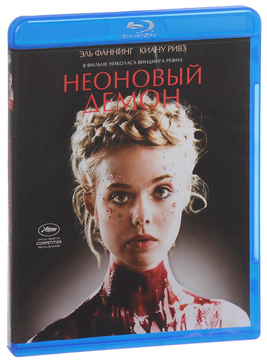 Zakazat.ru Неоновый демон (Blu-ray)