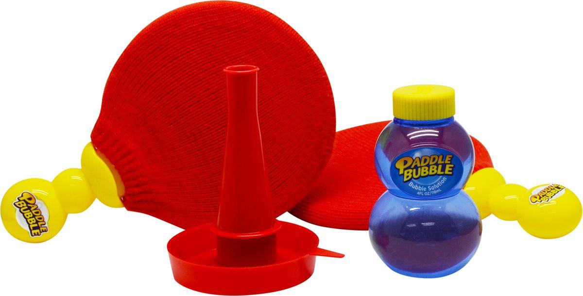 Paddle Bubble Мыльные пузыри с набором ракеток 60 мл