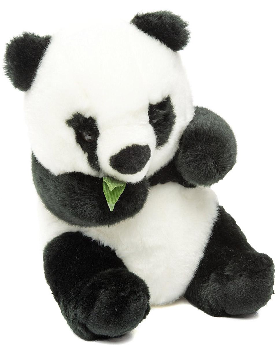 Hansa Мягкая игрушка Панда 25 см hansa мягкая игрушка панда hansa 25см