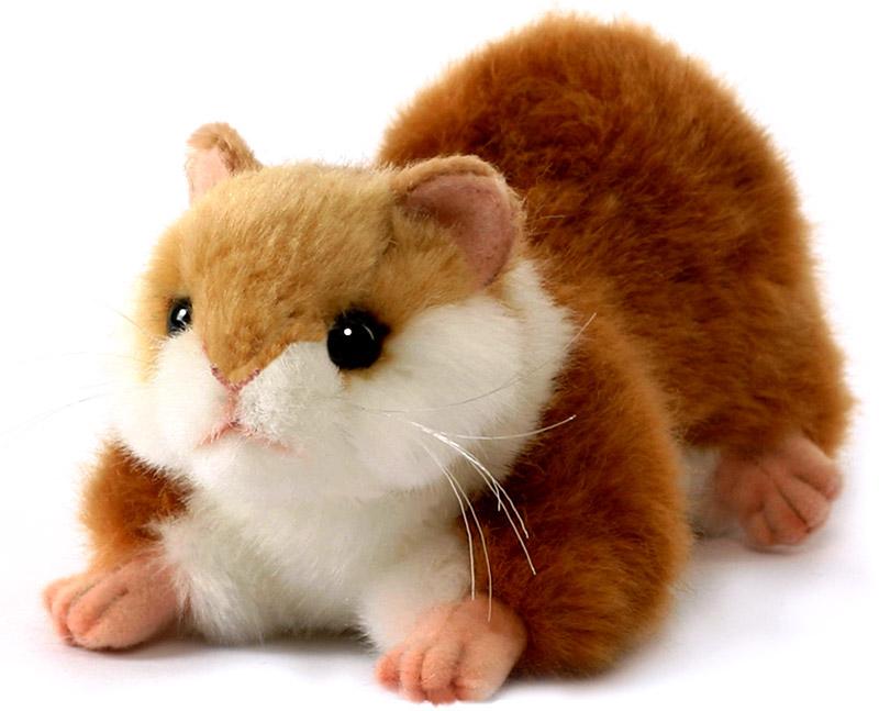 Hansa Мягкая игрушка Хомячок 19 см игрушка для животных каскад удочка с микки маусом 47 см