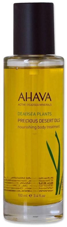 Ahava Deadsea Plants Драгоценные пустынные масла 100 мл ahava deadsea plants нежный крем для тела мандарин и кедра 350 мл