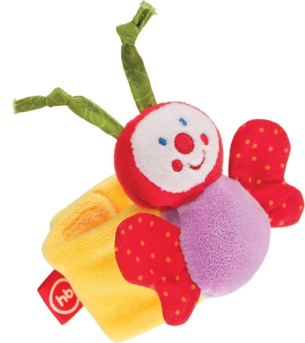 Happy Baby Браслет-погремушка Funny Butterfly браслет happy colours 008