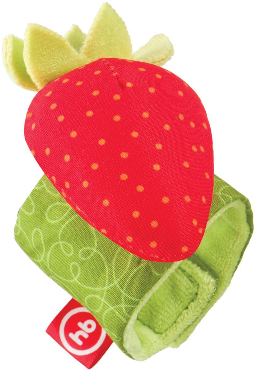 Happy Baby Браслет-погремушка Juicy Strawberry браслет happy colours 008