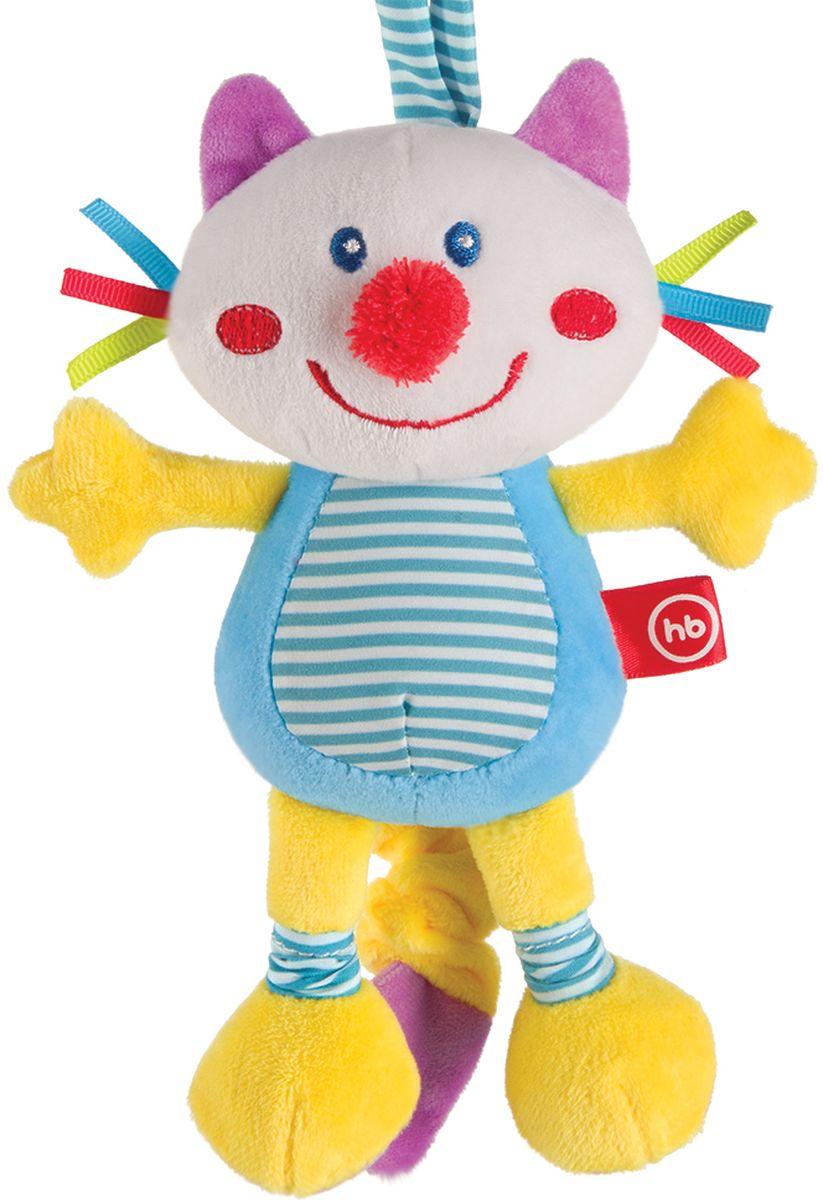 Happy Baby Развивающая игрушка Frisky Kitty