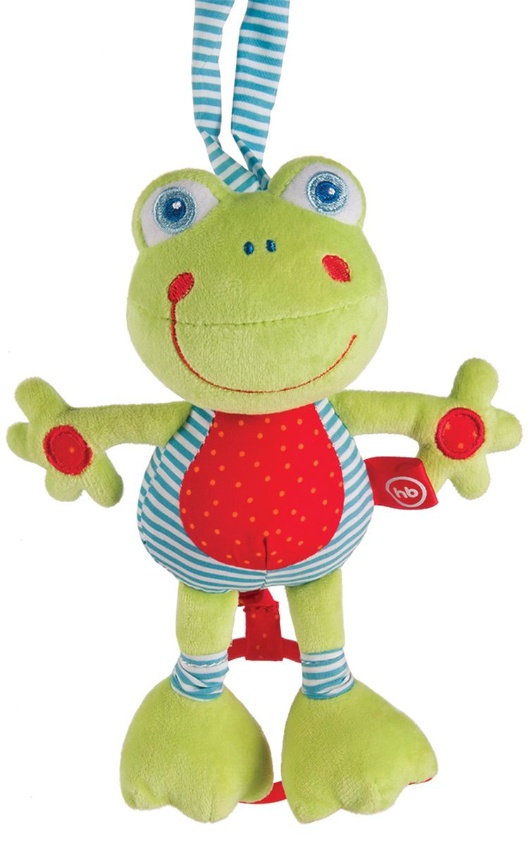 Happy Baby Развивающая игрушка Frolic Frogling