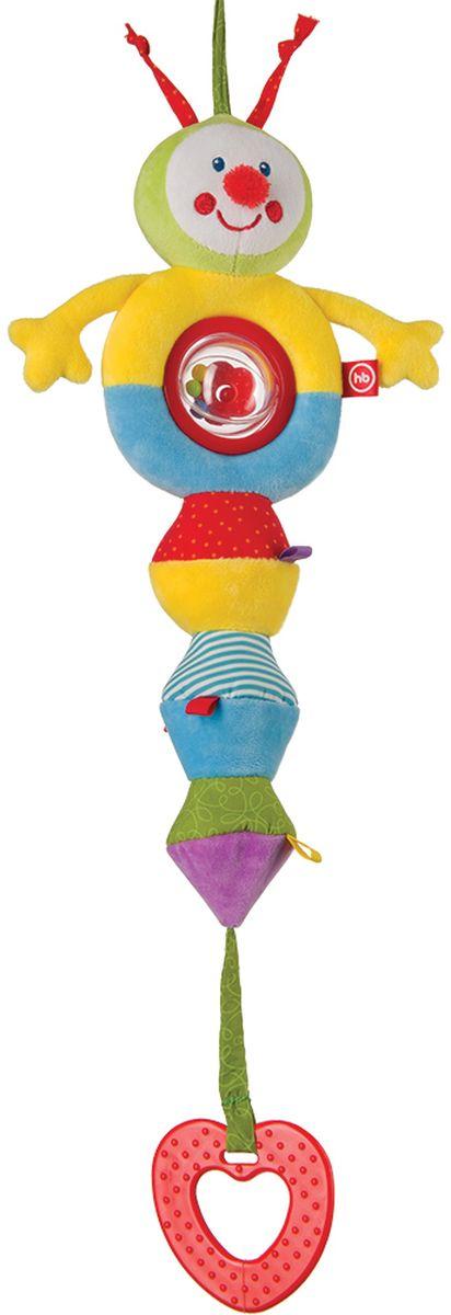 Happy BabyПогремушка Talky Caterpillar Happy Baby